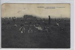 Liedekerke   -   Institut St-Gabriel.   -   Le Champ De Jeu.   Une Partie De Football.  -   1922   Naar   Schaerbeek. - Liedekerke