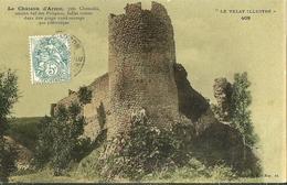 Le Chateau D Arzon Pres Chomelix - France