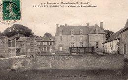 La Chapelle Du Lou (35) - Château Du Plexis - Botherel. - France
