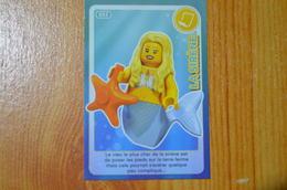 CARTE LEGO AUCHAN N°055 - Autres Collections