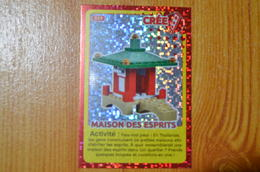CARTE LEGO AUCHAN N°059 - Autres Collections