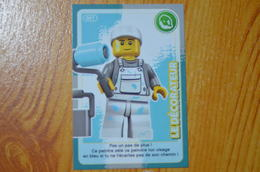 CARTE LEGO AUCHAN N°061 - Autres Collections