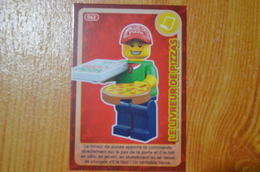 CARTE LEGO AUCHAN N°062 - Autres Collections