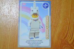 CARTE LEGO AUCHAN N°064 - Autres Collections