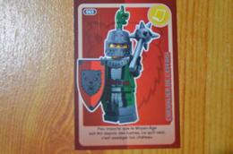 CARTE LEGO AUCHAN N°065 - Autres Collections
