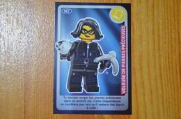 CARTE LEGO AUCHAN N°067 - Autres Collections
