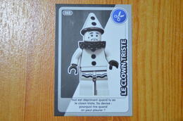 CARTE LEGO AUCHAN N°068 - Autres Collections