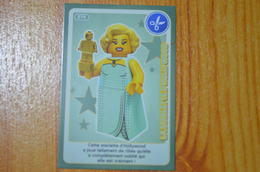 CARTE LEGO AUCHAN N°070 - Autres Collections