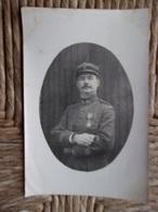 7-9-------7e Régiment D'infanterie Coloniale---capitaine-médaille--ceci Ets Une Photo-14.5x9.5cm-----voir Recto Verso - Régiments