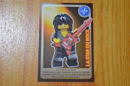 CARTE LEGO AUCHAN N°076 - Autres Collections