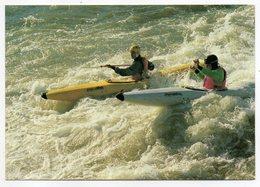 KAYAK--Les Sports D'eau Vive  (animée) ...Photo  Seyne Les Alpes...........à Saisir - Cartes Postales