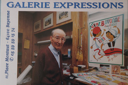 - 64 - Bayonne (64) - Carte Postale Moderne - Artiste - Bayonne