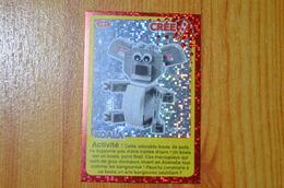 CARTE LEGO AUCHAN N°081 - Autres Collections