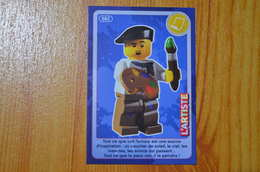 CARTE LEGO AUCHAN N°082 - Autres Collections