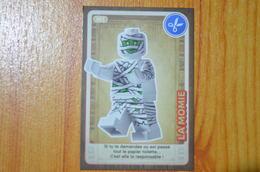 CARTE LEGO AUCHAN N°083 - Autres Collections