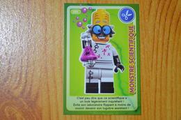 CARTE LEGO AUCHAN N°086 - Autres Collections