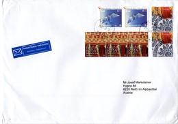 Auslands -Brief Von 10113 Zagreb Mit 20 Kuna 2019 - Kroatien