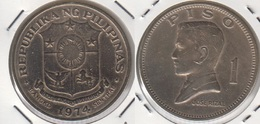 Filippine 1 Piso 1974 KM#203 - Used - Filippine