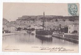Carte Postale Saint Chamas Le Port - France
