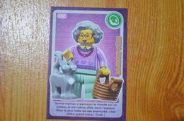 CARTE LEGO AUCHAN N°092 - Autres Collections