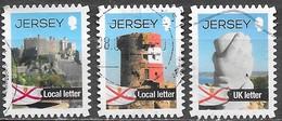Jersey - Tourisme -  Oblitérés - Lot 312 - Jersey