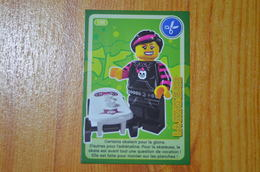 CARTE LEGO AUCHAN N°100 - Autres Collections
