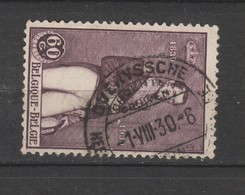 COB 302 Oblitération Centrale OVERYSSCHE - Used Stamps