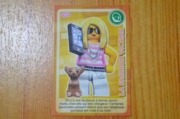 CARTE LEGO AUCHAN N°101 - Autres Collections