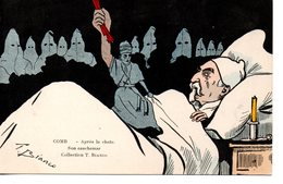 Politique : Carte Anticlèricale : Combes Par Bianco - Satiriques