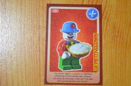 CARTE LEGO AUCHAN N°103 - Autres Collections