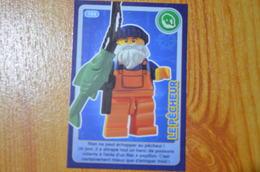 CARTE LEGO AUCHAN N°104 - Autres Collections