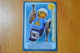 CARTE LEGO AUCHAN N°106 - Autres Collections
