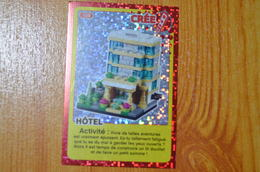 CARTE LEGO AUCHAN N°108 - Autres Collections