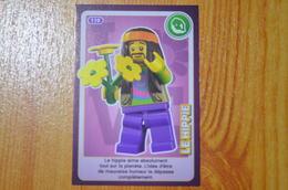 CARTE LEGO AUCHAN N°110 - Autres Collections