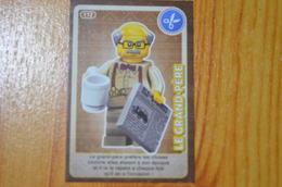 CARTE LEGO AUCHAN N°112 - Autres Collections