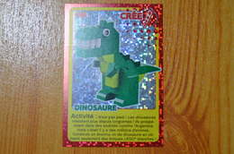 CARTE LEGO AUCHAN N°113 - Autres Collections