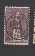 COB 302 Oblitération Centrale TIRLEMONT - Used Stamps