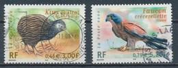 France - Oiseaux Menacés YT 3360-3361 Obl - France
