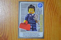 CARTE LEGO AUCHAN N°117 - Autres Collections