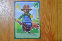 CARTE LEGO AUCHAN N°121 - Autres Collections