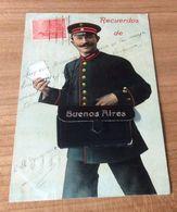 Recuerdos De Buenos Aires Leporello - Poste & Facteurs