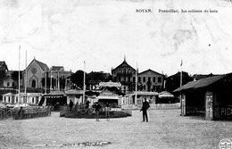 ROYAN-PONTAILLAC  Les Cabines Du Bain - Royan