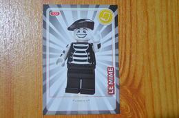 CARTE LEGO AUCHAN N°122 - Autres Collections