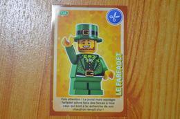 CARTE LEGO AUCHAN N°126 - Autres Collections