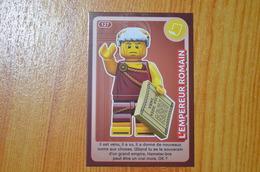 CARTE LEGO AUCHAN N°127 - Autres Collections