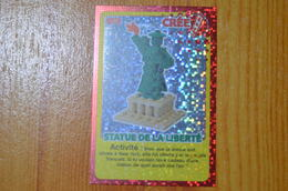 CARTE LEGO AUCHAN N°128 - Autres Collections