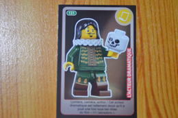 CARTE LEGO AUCHAN N°131 - Autres Collections