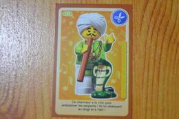 CARTE LEGO AUCHAN N°132 - Autres Collections