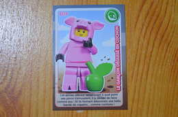 CARTE LEGO AUCHAN N°133 - Autres Collections