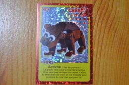 CARTE LEGO AUCHAN N°135 - Autres Collections